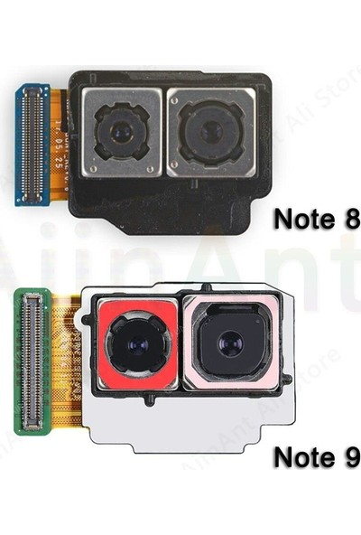 Ekranbaroni Samsung Galaxy N960 Note 9 Arka Kamera Flex