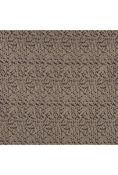 Ata Exclusive Fabrics Agustin Serisi Puantiyeli Düz Döşemelik Kumaş 1 m