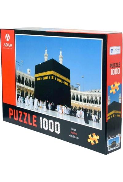 Adam Games Kabe 1000 Parça Puzzle 48 x 68 cm