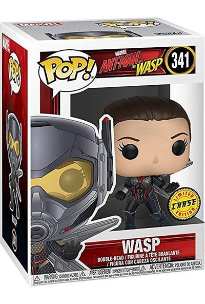 Funko POP Figür - Ant-Man & Wasp Limited Edition