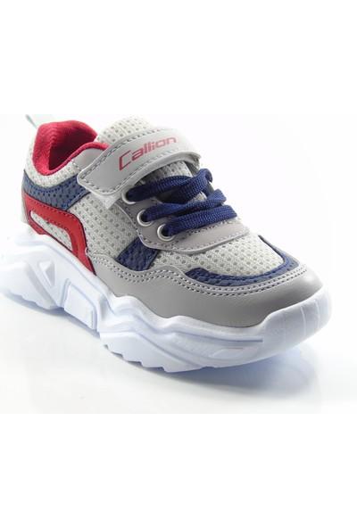 Callion 030 Soft Buz Lacivert Hafif Taban Çocuk Sneaker