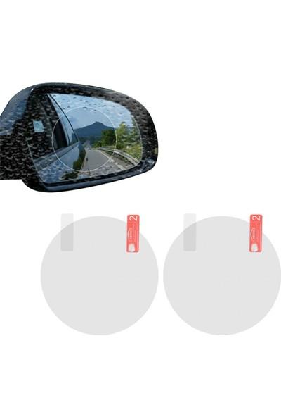 Space Ayna Yağmur Kaydırıcı Film 10 cm Yuvarlak
