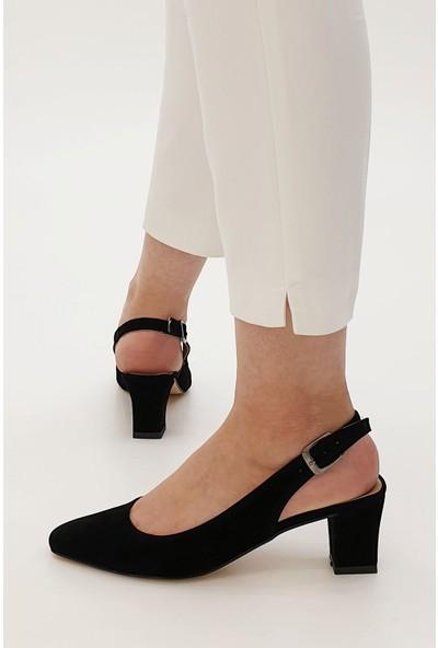 Marjin Kadın Varito Topuklu Ayakkabı