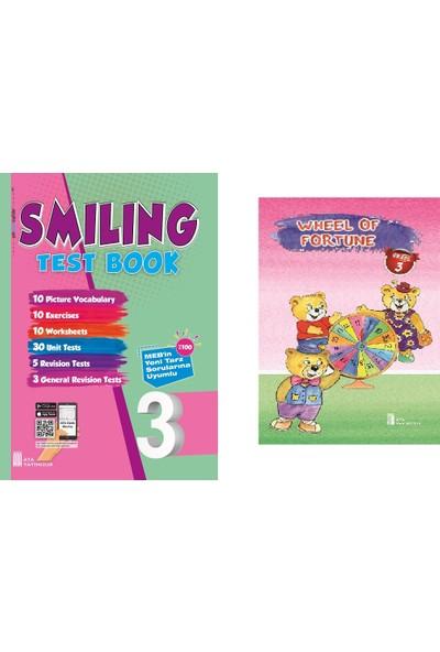 Ata Yayıncılık 3.Sınıf Smiling Book + Ingilizce Hikaye Seti (5'li)