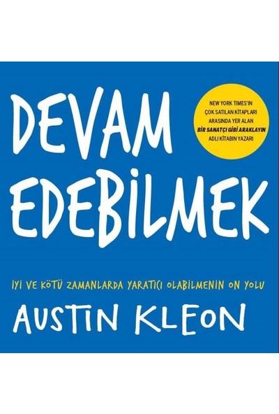 Devam Edebilmek - Austin Kleon