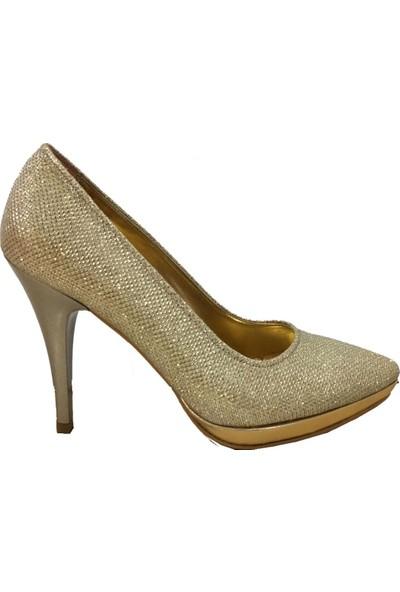 Gizem 36604 10Mm Platform Kadın Ayakkabı