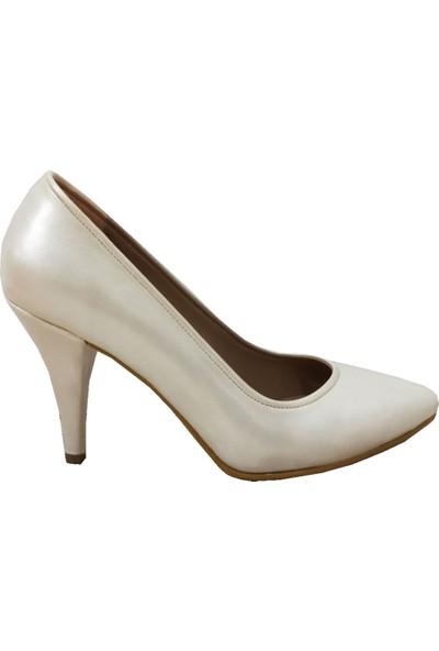 Gizem 36602 Yüksek Topuklu Kadın Ayakkabı
