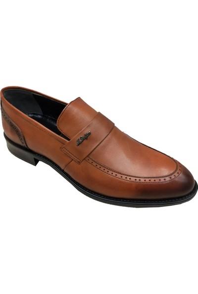 Doğan 2020 Hakiki Mat Deri Yerli Üretim Erkek Ayakkabı