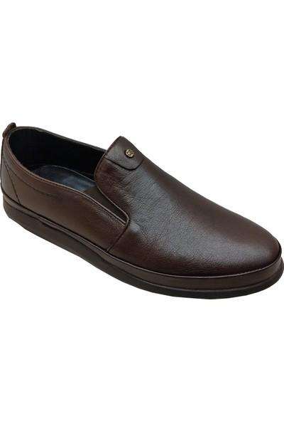 Copacabana 7004 Hakiki Deri Comfort Erkek Ayakkabı