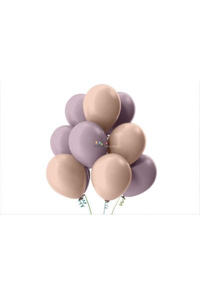 Kullan At Party Bebek Pembesi-Lila Pastel Soft Balon