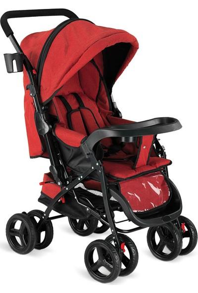 BabyHope 617 Çift Yönlü Bebek Arabası