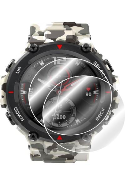 Ipg Amazfit T-Rex Akıllı Saat Ekran Koruyucu 2 Adet