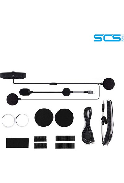 Scs S7 Bluetooth ve Intercom