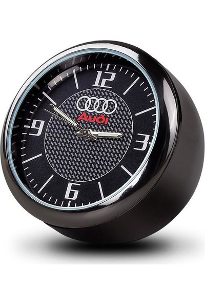 Carmaniaks Audi Havalandırma + Torpido Uyumlu Özel Retro Saat CRMX45450