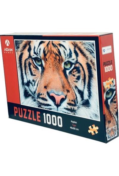 Adam Games 1000 Parça Puzzle Kaplan