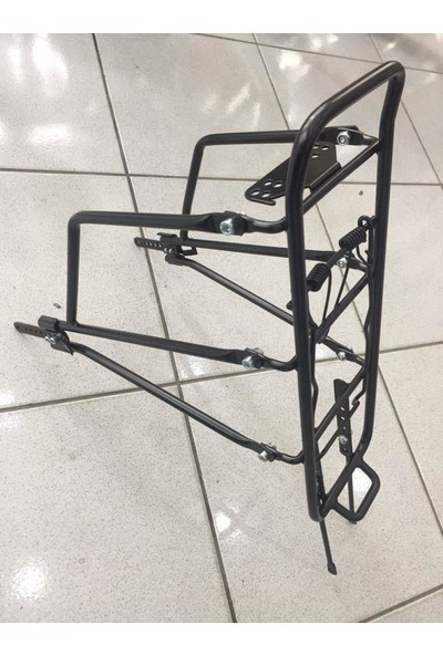 Arzu Bisiklet Arka Sele Sağlam Demir Bagaj Portbagaj