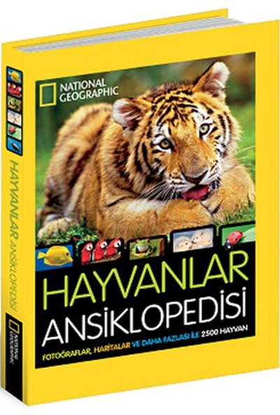 Ng Kids Hayvanlar Ansiklopedi Seti - 2 Kitap