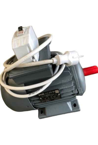 Volt Elektirik Motoru 1.5 Kw 2 Hp