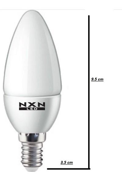 Nıxon LED Soft Mum Ampul 5W 450LM 2700K E14