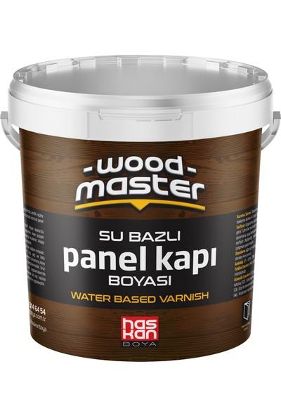 Haskan Wood Master Panel Kapı Boyası 2,8 kg 2,2 Lt Beyaz Renk