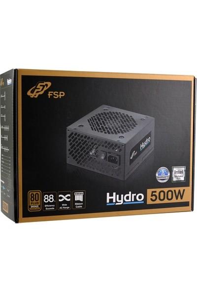 FSP Hydro K 500 Serisi 80PLUS Bronze 500W Güç Kaynağı