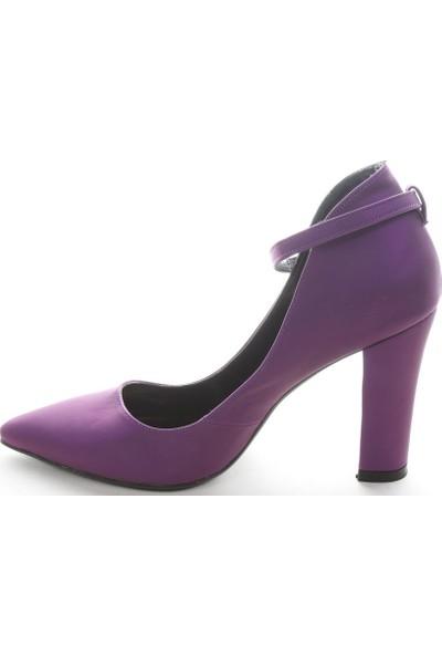 Pandora Y19.Ak2119 Kadın Topuklu Ayakkabı