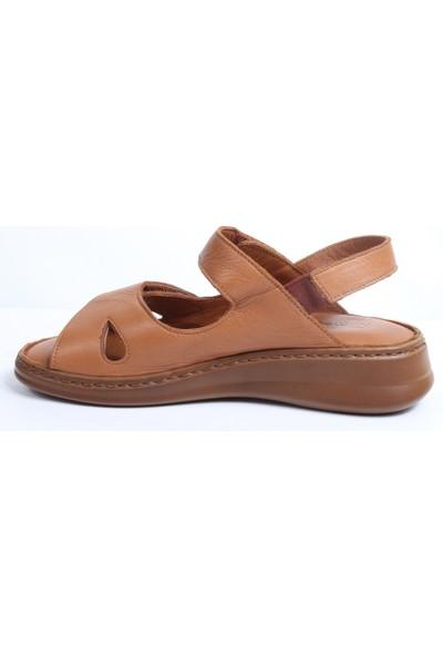 Messimod 3562 Kadın Günlük Anatomik Sandalet