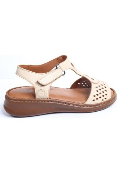 Messimod 3567 Kadın Günlük Anatomik Sandalet