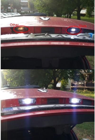 Trend Garaj Cob LED Araç İçi Aydınlatma Tavan Plaka Ledi 42 mm