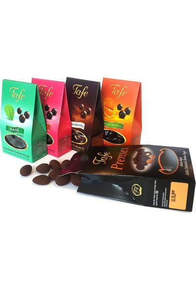Tafe Karışık 5'li Çikolata Kaplı Drajeler 305 gr