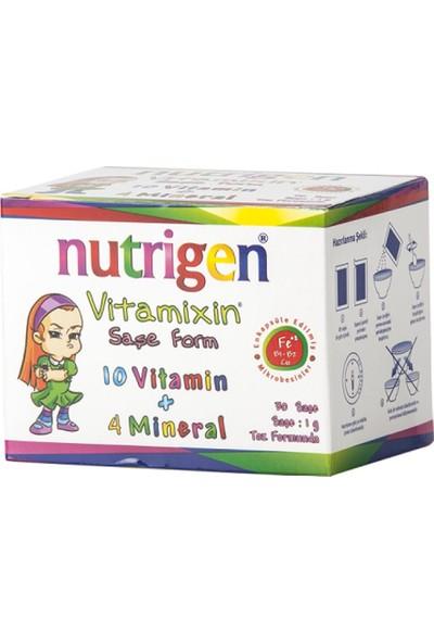 Nutrigen Vitamixin Saşe Form