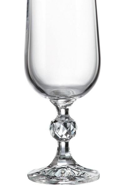 Bohemia Kristal Claudia 6lı Kahve Su Bardağı