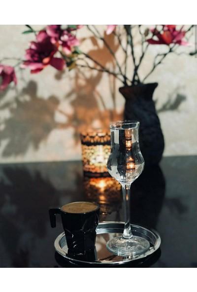 Paşabahçe Grappa Kahve Su Bardak 6 Lı