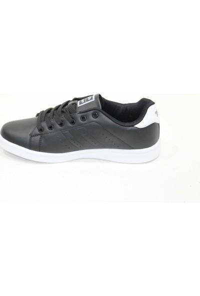 Jump 15307-C Siyah Beyaz Spor Ayakkabı