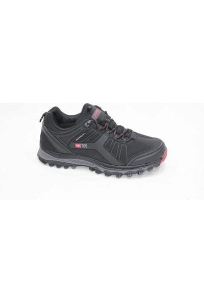 Jump 16154-A Siyah Gri Waterproof Spor Ayakkabı