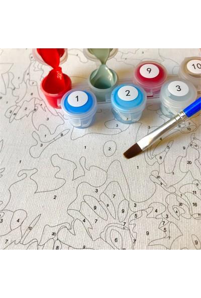 Tale Hobby Sayılarla Boyama Hobi Seti 40 x 50 cm