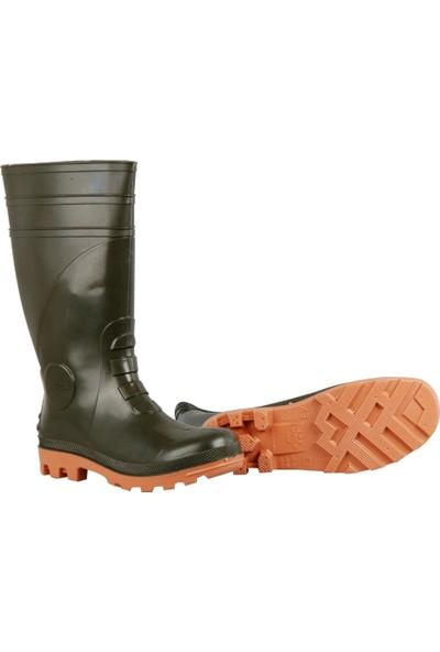 Gezer Çizme Çelik Burun 40