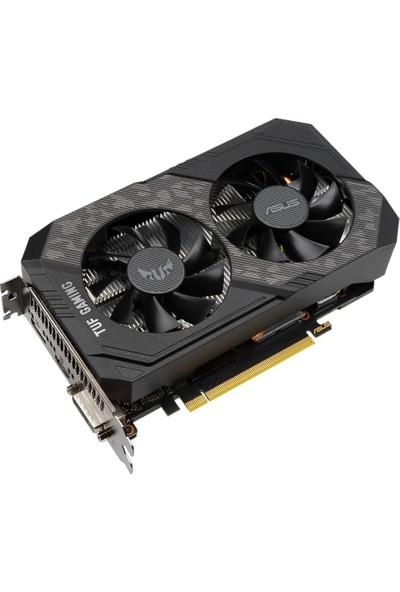 Asus TUF GeForce GTX 1660S Gaming 6GB 192Bit GDDR6 (DX12) PCI-E 3.0 Ekran Kartı (TUF-GTX1660S-6G-GAMING)