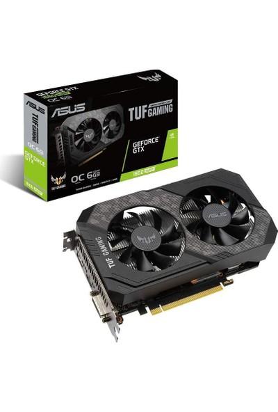 Asus TUF GeForce GTX 1660S Gaming 6GB 192Bit GDDR6 (DX12) PCI-E 3.0 Ekran Kartı (TUF-GTX1660S-O6G-GAMING)