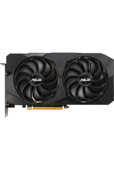 Asus Dual Radeon RX 5500XT OC EVO 4GB 128Bit GDDR6 (DX12) PCI-E 3.0 Ekran Kartı (DUAL-RX5500XT-O4G-EVO)