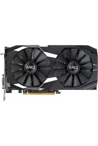 Asus Arez Dual Radeon RX 580 OC 8GB 256Bit GDDR5 (DX12) PCI-E 3.0 Ekran Kartı (AREZ-DUAL-RX580-O8G)