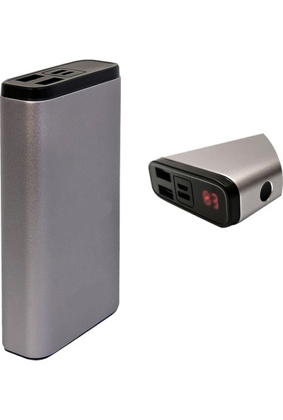 Polygold Powerbank Pro Quality Charge Led Ekranlı Hızlı Şarj 20.000mAh PG 7062