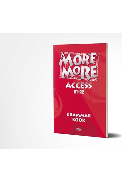 More & More English Access Grammar Book A1-A2 9.Sınıf
