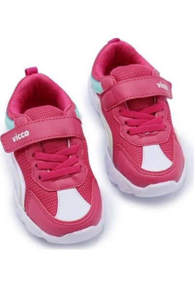 Vicco P20Y.205 07 Fuşya Çocuk Spor Ayakkabı 27