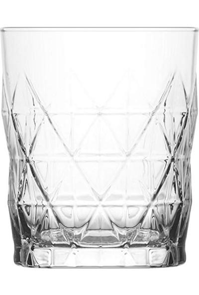 Lav Keops Kabartmalı Su Bardağı 3lü
