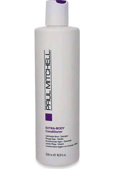 Paul Mıtchell Extra Body Saç Kremi 500 ml