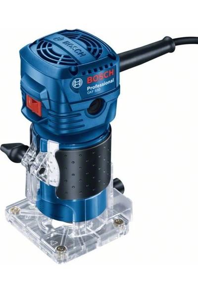 Bosch Gkf 550 Kenar Freze Makinesi