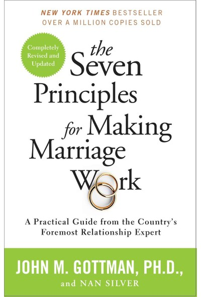 The Seven Principles For Making Marriage Work - John Gottman