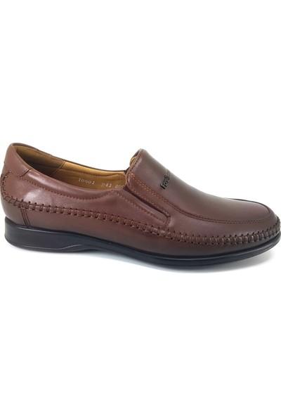 10601 Forelli Ortopedik Günlük Erkek Ayakkabı Taba