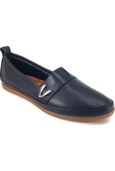 Estile 61 Günlük Kadın Ayakkabı Siyah